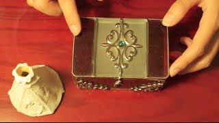 ASMR Inaudible Binaural Whispering and A Collection of Trinkets ^.^