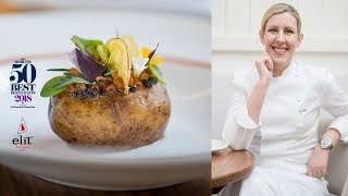 Clare Smyth, Core, elit Vodka World's Best Female Chef 2018