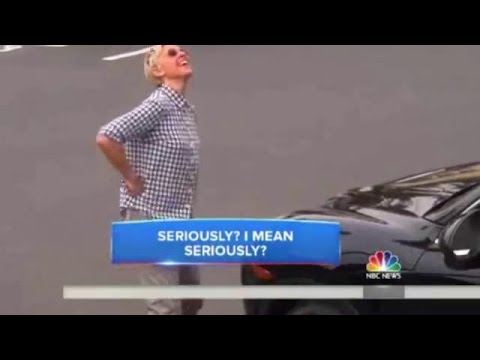 Broma a Ellen DeGeneres