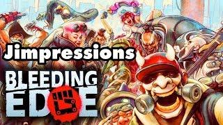 Bleeding Edge - Senua's Smackrifice (Jimpressions) (Video Game Video Review)