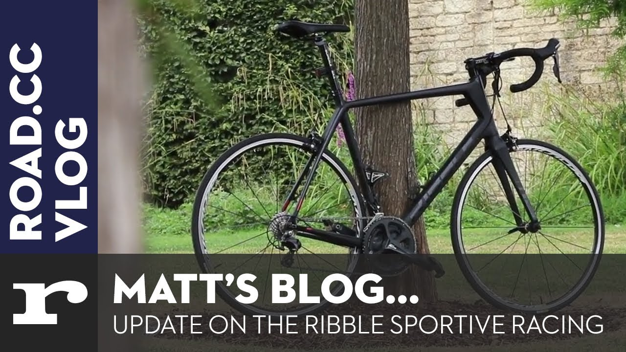 7a64c05e4b0 Matt's Blog - Three month review of the Ribble Sportive Racing - YouTube