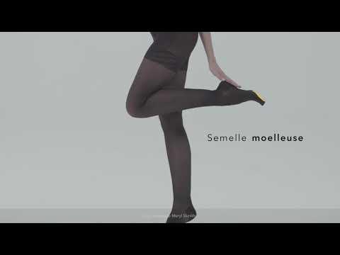 Smartleg : collant de compression (contention) - pieds