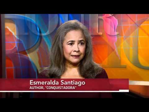 Conversation: Esmeralda Santiago, Author of 'Conquistadora'