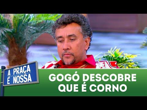 Gogó descobre que é corno | A Praça é Nossa (26/07/18)