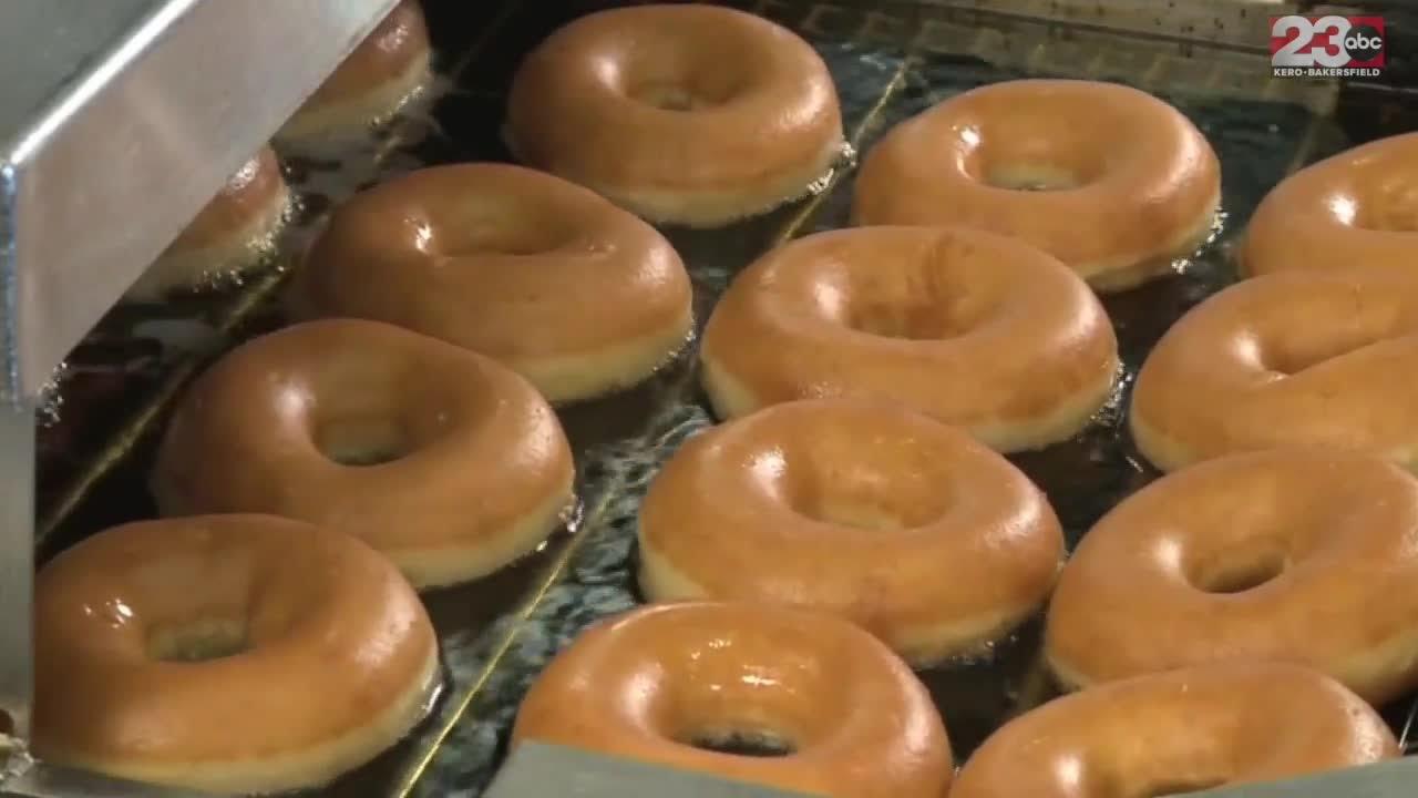 Krispy Kreme offering dozen doughnuts for 80 cents Friday