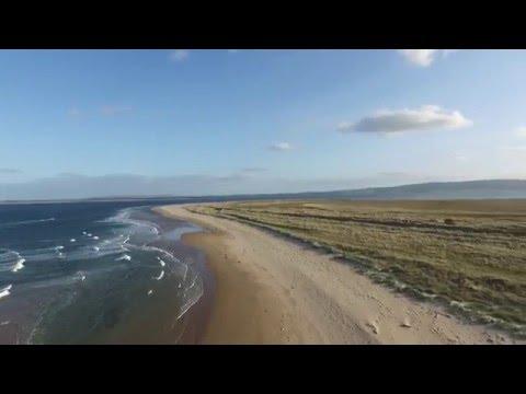 DJI Phantom   Dornoch Beach