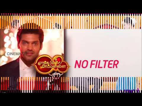 actor arya facing big problem.in enga veetu maapillai   program