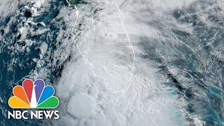 Live: Tracking Tropical Storm Elsa