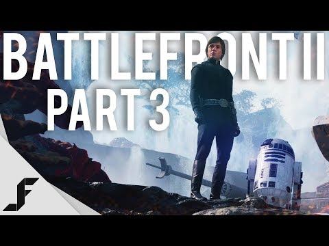 STAR WARS BATTLEFRONT 2 CAMPAIGN WALKTHROUGH - Part 3