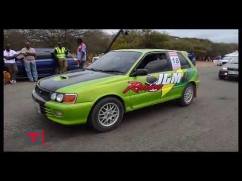 Masinga TT Kenya - drags & Gymkhana