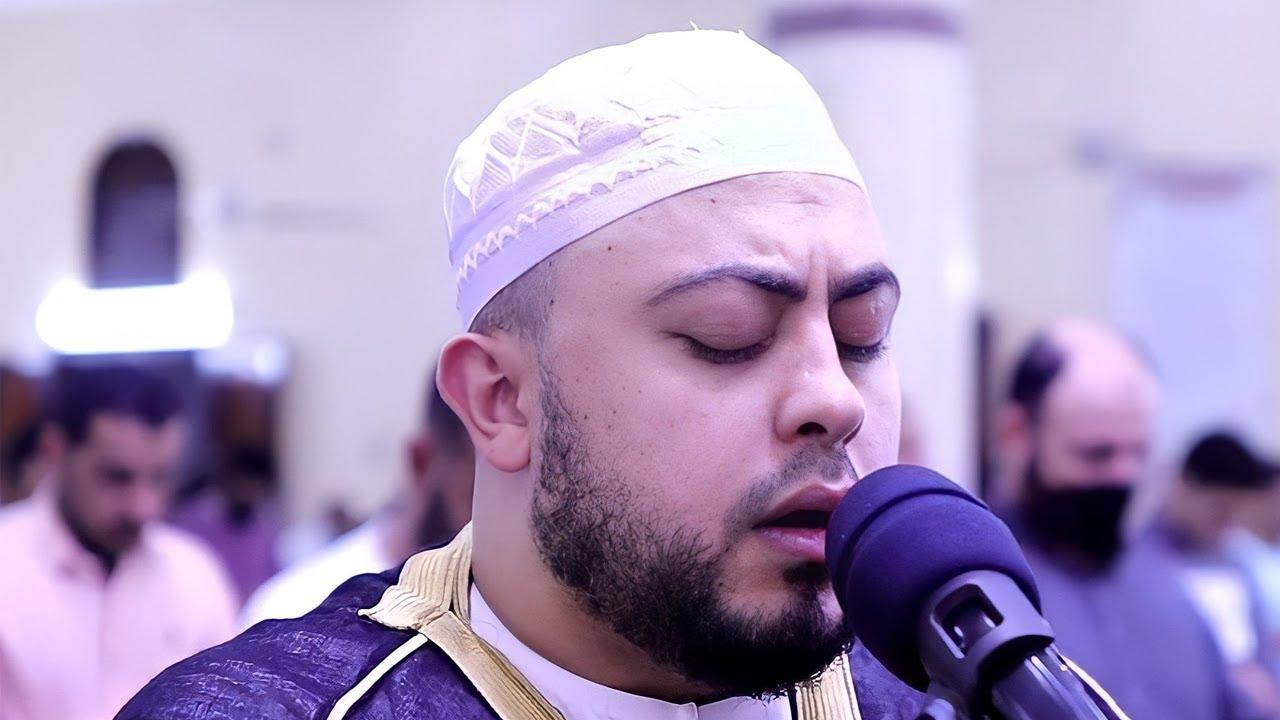 صلاة التراويح تلاوة مؤثرة من سورة ( يوسف ) تسجيلات رمضان عام  1442هـ – 2021 محمد سمير