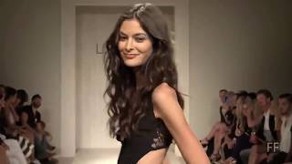Repeat youtube video Lee + Lani | Spring Summer 2017 Full Fashion Show | Miami Swim Week