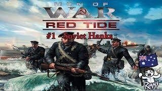 Men of War: Red Tide #1 - Soviet Hanks