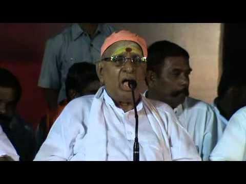 Hindu Munnani Avinashi Tirupur Madha Maatra Thaduppu Maanaadu Sri RAMAGOPALANji Speech by R R Murrug