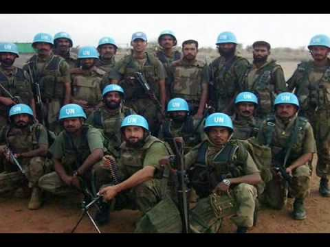 United Nation Mission in Sudan (NUMIS) & PAKISTAN ARMY (Part 2).wmv