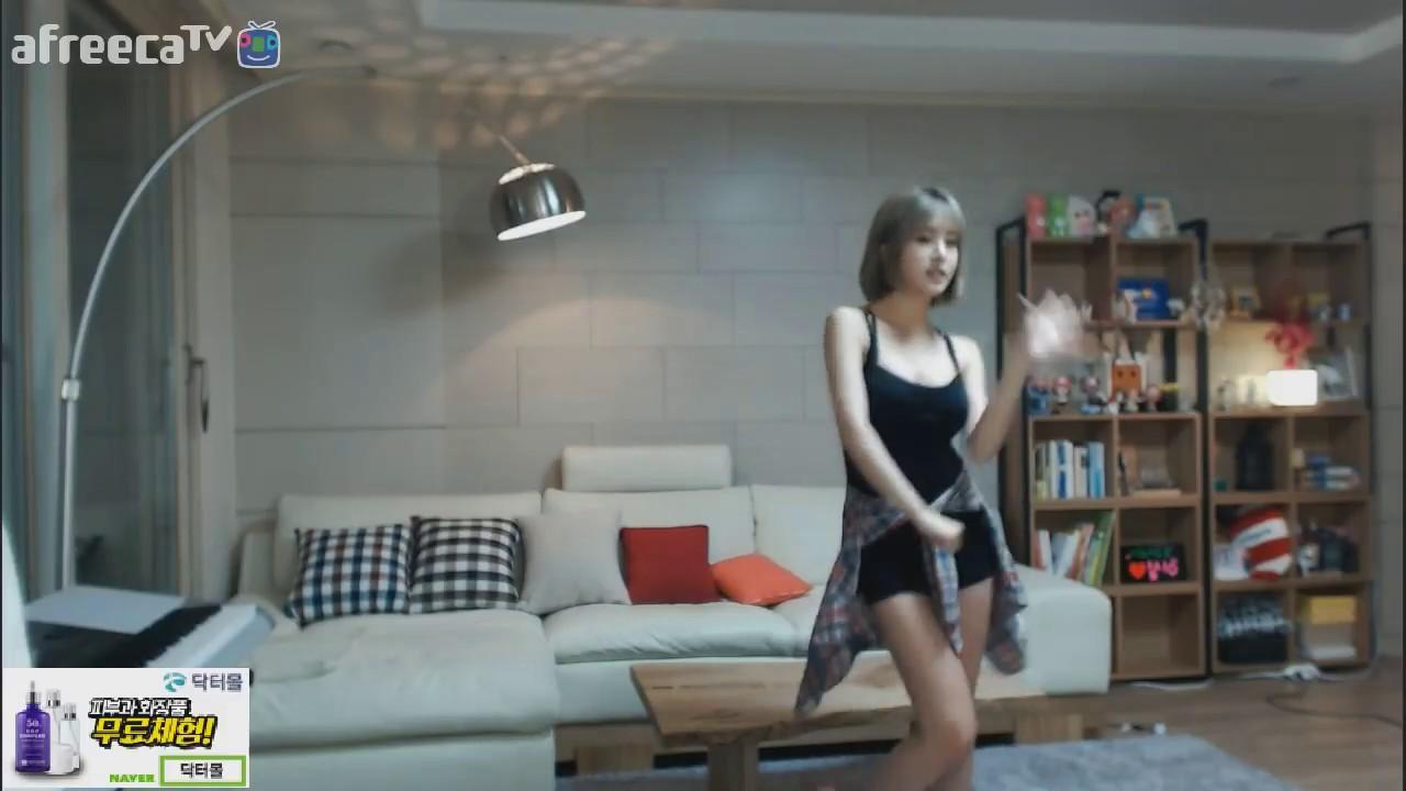 bj이설♥위글위글과 경운기춤을 한번에! (korean girl wiggle dance)