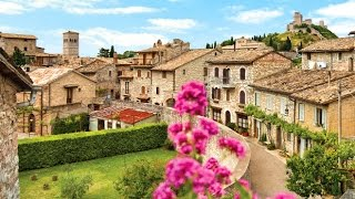 Assisi and Italian Country Charm