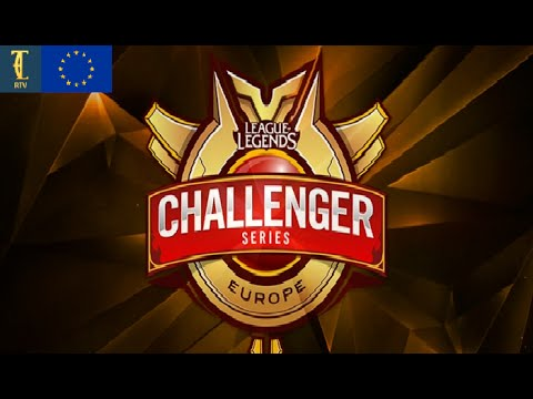 LOL EU Challenger Series Summer 2016 Qualifiers 4G vs K1K