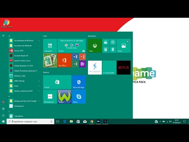Eliminar Programas en Windows 10