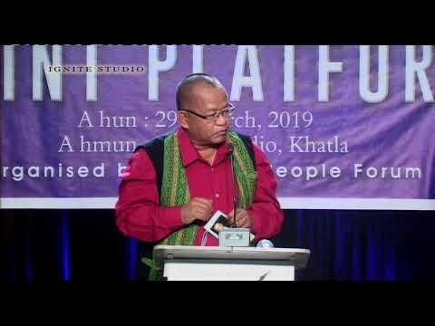 MPF JOINT PLATFORM: HRIATA CHHANGTE
