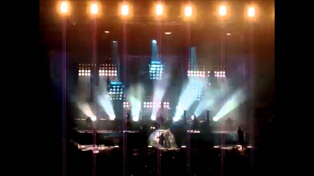 Rammstein Ich Tu Dir Weh Live Mexico 2011 Multicam
