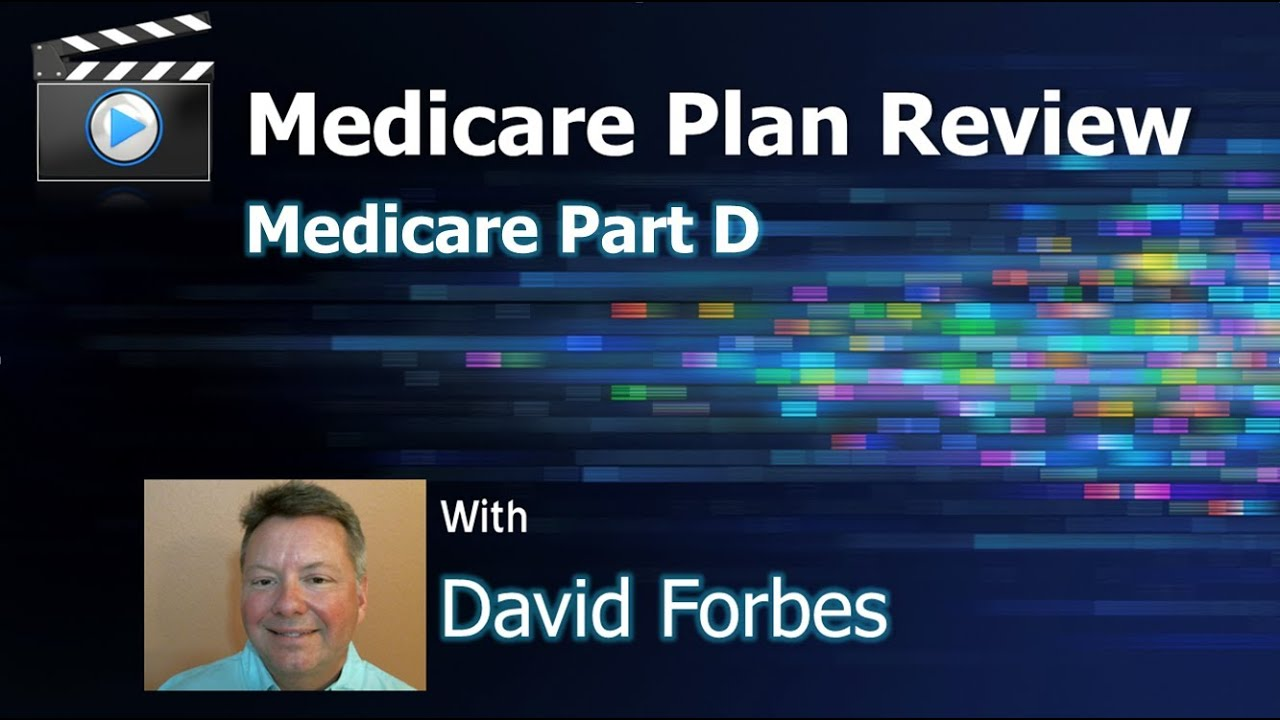 Medicare Part D >> Medicare Part D - 5 Things To Know Before You Enroll in a Part D Plan - YouTube