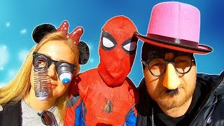 Timko Kid Family at the Super Cool Kids Carnival | Costume Dress Up