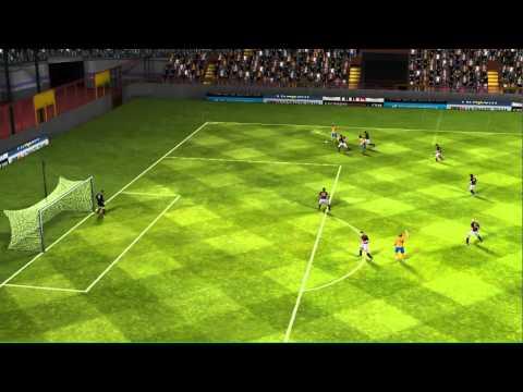FIFA 14 iPhone/iPad - Milan vs. Juventus