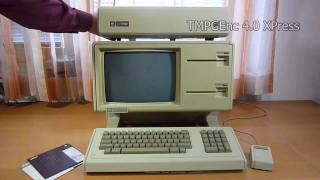 Gambar cover Apple Lisa 1 demo - Lisa Office System 1.0 - extremly rare machine - first GUI