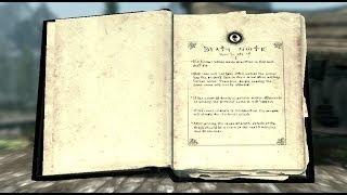 Skyrim :: Death Note Mod :: Version 1.02