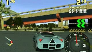 ford racing 2 for pc with my car : ford gt90 concept 1995