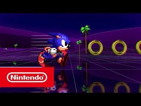 SEGA® Mega Drive Classics™ - Trailer (Nintendo Switch) thumbnail
