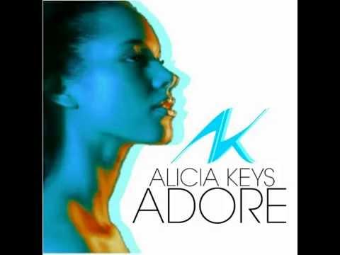 Alicia Keys - Adore (Audio)