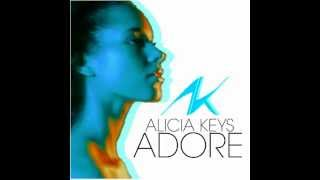 Alicia Keys - Adore (Audio)