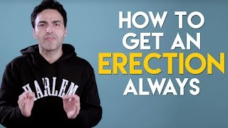 How to Get aฑ Erection Always   [In Hindi]   Ayaz Khan