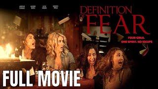 Définition de la peur - Film d'horreur complet