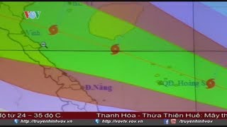 Họp khẩn triển khai các biện pháp ứng phó với bão số 10 - Bão Doksuri   VOVTV