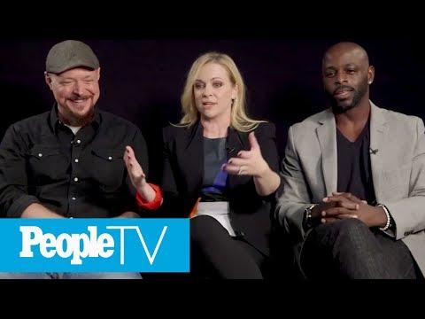 Melissa Joan Hart Looks Back On Her Final 'Sabrina'   PeopleTV  Entertainment Weekly