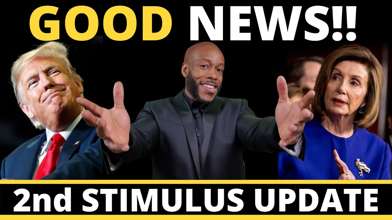 GOOD NEWS!! Second Stimulus Check Update:  Aug 16th $3400 TRUMP Executive Order!