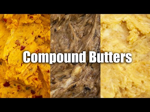 3 Compound Butters