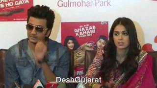 Ritesh Deshmukh and Genelia Dsouza on their wedding, valentine day, love, film and more