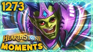 HE WAS SO GREEDY IT COST HIM THE GAME | Hearthstone Daily Moments Ep.1273