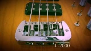 g l 2000 through a bbe bmax t bass preamp