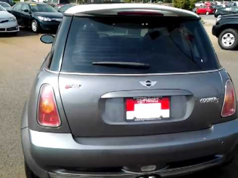 2004 Mini Cooper S Review By Alan Trainer