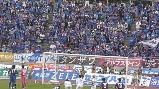 2012年10月14日にホーム中銀スタジアムで行われたJ2第38節湘南ベルマー...