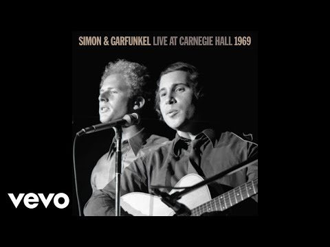 Bridge Over Troubled Water (Live At Carnegie Hall, NYC, NY - November 27, 1969 - Audio)
