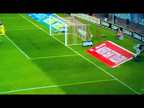 Angel Di Maria Goal Atletico Madrid 12 Real Madrid) 27.04.2013