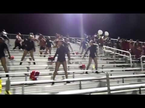 Cross Creek High Schools Band Razorback 2016&2017