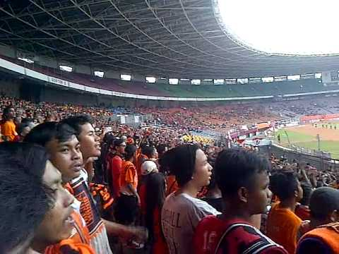 Field Of Gbk - Persija vs Persela 1 Maret 2015