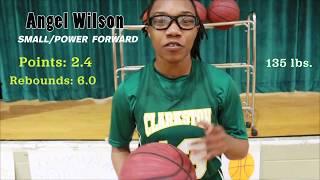 Angel Wilson Basketball  Highlight Video - Season 2018-2019